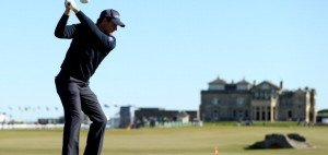 Padraig Harrington - Driver