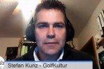 Stefan Kunz im Gespräch mit Golf Post
