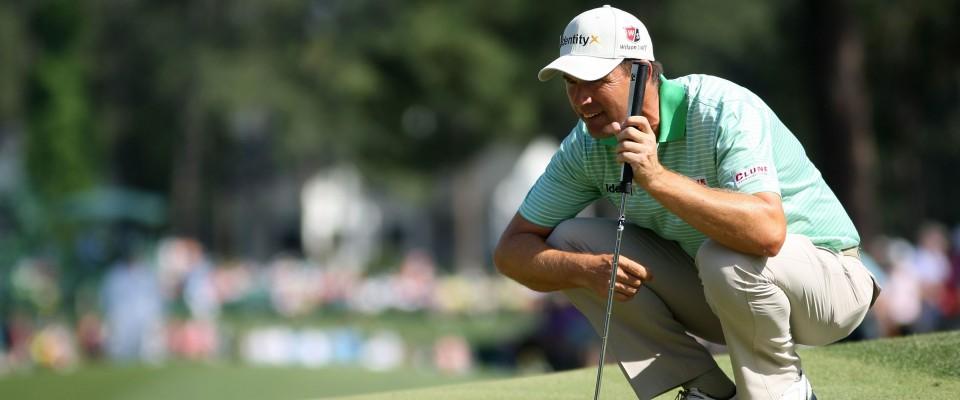 meisten Golfer sind großer Sonneneinstrahlung ausgesetzt. Harrington hat nun Vorsorge getroffen. (Foto: Getty)