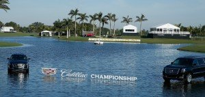 Die Cadillac Championship findet auf dem Blue Monster Course des Trump National Doral in Florida statt. (Foto: Getty)