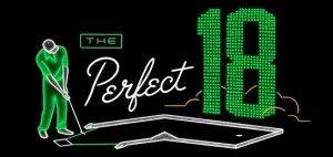 """""""The Perfect 18"""" zeigt das perfekte Putt-Putt-Spiel von Rick Baird, der 18 Schläge für 18 Löcher benötigte"""