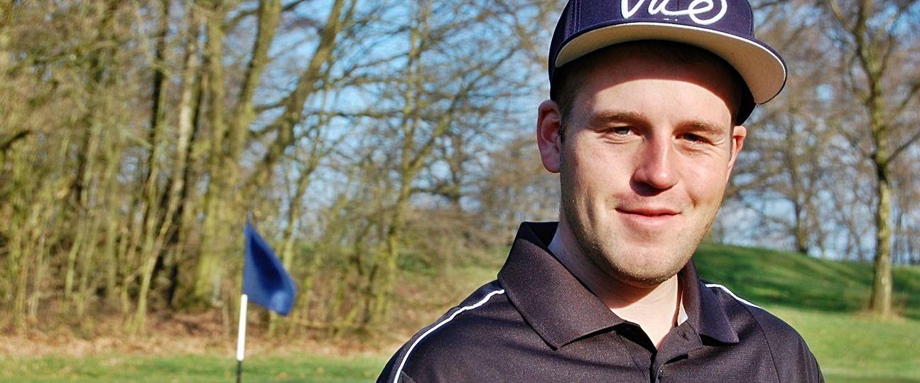 Moritz Klawitter kämpft sich auf der ProGolfTour durch und erzählt im Interview von seinem Profileben. (Foto: M. Klawitter)