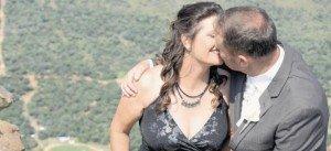 Glücklich: Brookey und Godleman (Foto: Sloughobserver.co.uk)