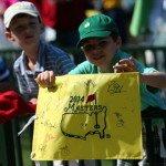 Voller Vorfreude hoffen die Kleinen auf ein paar Autogramme