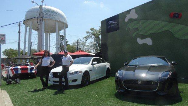 Merchandising Jaguar