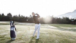 """Arrangement """"Abschlag in der Golf Sport Academy Stanglwirt"""""""