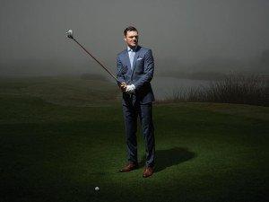 Schnieke: Martin Kaymer in der GolfDigest. (Foto: Dom Furore)