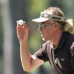 Miguel Angel Jimenez beim Masters 2014. (Foto: Getty)