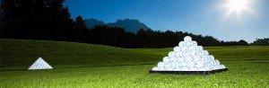 "Arrangement ""Golf Unlimited"" (Foto Stanglwirt)"