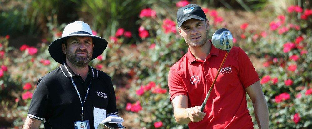 Martin Kaymer spielt bei der PLAYERS Championship in einem Flight zusamme mit Ted Potter Jr. und Darren Clarke.