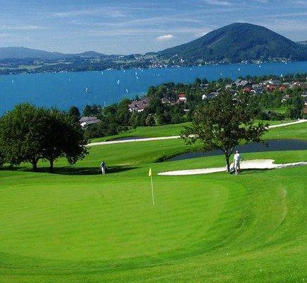 18-Loch Anlage im Salzburger Land