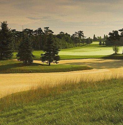 Der Golfclub Fontana liegt direkt bei Wien (Foto: Fontana)