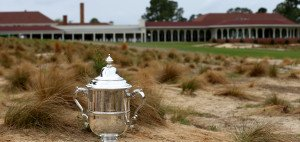 US Open der Damen in Pinehurst. (Foto:Getty)