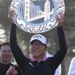 Lydia Ko will nächste Woche die US Womens Open gewinnen - an gleicher Stelle wie die Herren. (Foto: Getty)