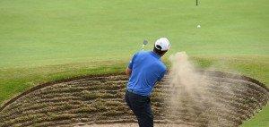 Golf Spielvariation: Desaster