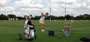 Anka Lindner Pilsen Golf Masters