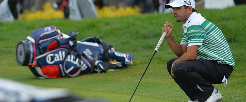Der erste Sieger aus Paraguay auf der European Tour, Fabrizio Zanotti, setzt fast komplett auf Callaway. (Foto: Getty)