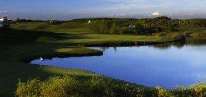 Le Golf National: Auf diesem Platz wird am Wochenende die Open de France und 2018 der Ryder Cup ausgespielt. (Foto: Getty)