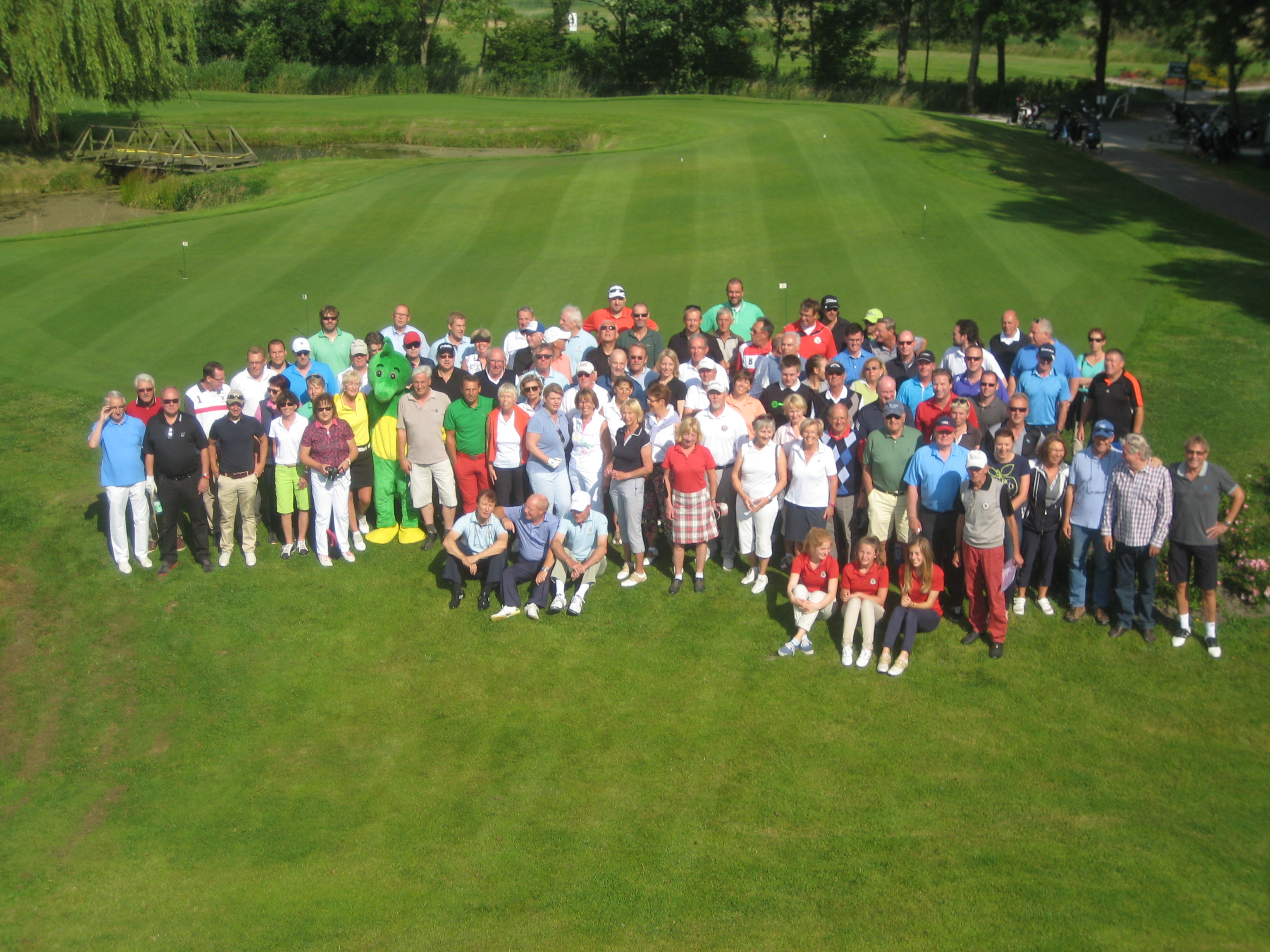 Golfclub Wilhelmshaven-Friesland mit großem Prominenten-Turnier