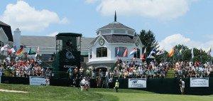 In dieser Woche spielen die Golfdamen ihr vorletztes Major bei der LPGA Championship in New York. Im letzten Jahr konnte die Südkoreanerin Inbee Park das Turnier im Locust Hill Country Club für sich entscheiden. (Foto: Getty)