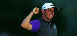 Rory McIlroy gewinnt in der Nacht von Valhalla die PGA Championship. (Foto: Getty)