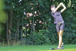Auch Alexandra Försterling machte eine gute Figur bei den European Young Masters und ging siegreich vom Platz.
