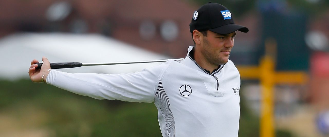 Martin Kaymer British open 2014
