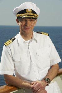 Kapitän Elmar Mühlebach (Foto: Reederei Deilmann)