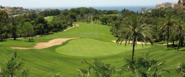 Mit dem Golf de Torrequebrada wird einer der schönsten Plätze Malagas angesteuert. (Foto: Deilmann Kreuzfahrten)