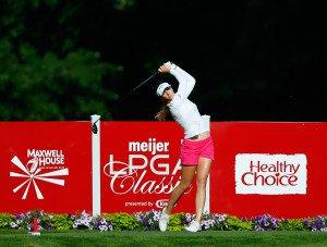 Meijer LPGA Classic - Runde 1
