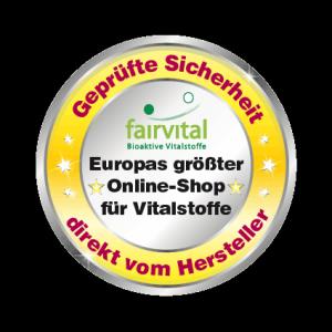 Fairvital - Europas größter Online-Shop für Vitalstoffe