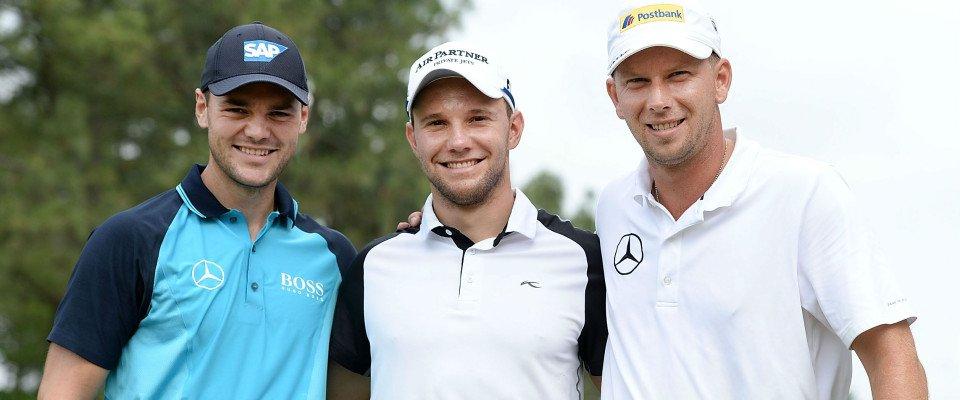 European Tour: Ryder Cup-Sieger dabei
