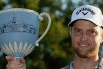 Chris Kirk gewinnt die Deutsche Bank Championship