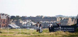 Auf gleich drei verschiedenen Golfplätzen findet die Alfred Dunhill Links Championship statt. (Foto: Getty)