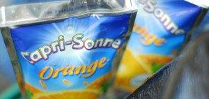 Nur einer von vielen Auktionsgegenständen: Eine Europalette Capri-Sonne. (Foto: Flickr.com/punctuated)