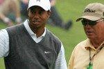 Butch Harmon war zwischen 1997 und 2004 Tiger Woods' Trainer, der in dieser Zeit acht Majors gewann.