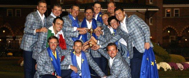 Das Einmaleins der Ryder-Cup-Historie