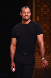 Noch immer athletisch - Tiger Woods. (Foto: Getty)