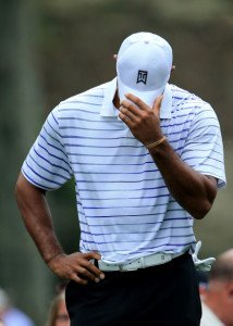 Tiger Woods' Tiefpunkt kam 2010. (Foto: Getty)