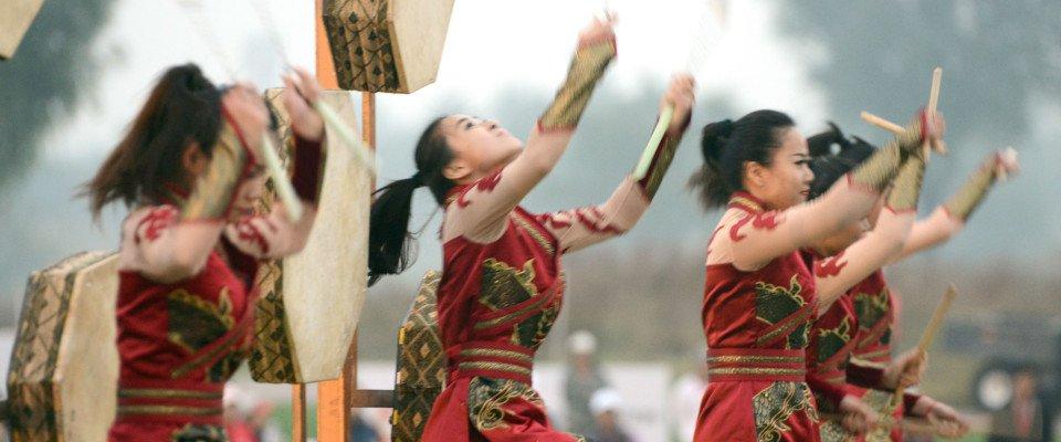 Gal und Masson beim Asian Swing