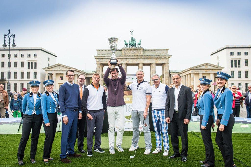 Christian Schenk holt sich das Ding! (Foto: In City Golf)