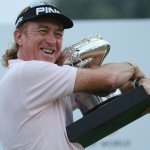 Titelverteidiger Miguel Angel Jimenez. (Foto: Getty)