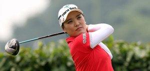 So Yeon Ryu führt beim Sime Darby LPGA Malaysia. (Foto: Getty)