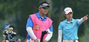Pornanong Phatlum gehts als Führende in den Finaltag der Sime Darby LPGA Malaysia. (Foto: Getty)