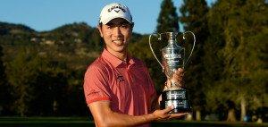 Sang Moon Bae heißt der erste Sieger der neuen PGA-Saison. (Foto: Getty)