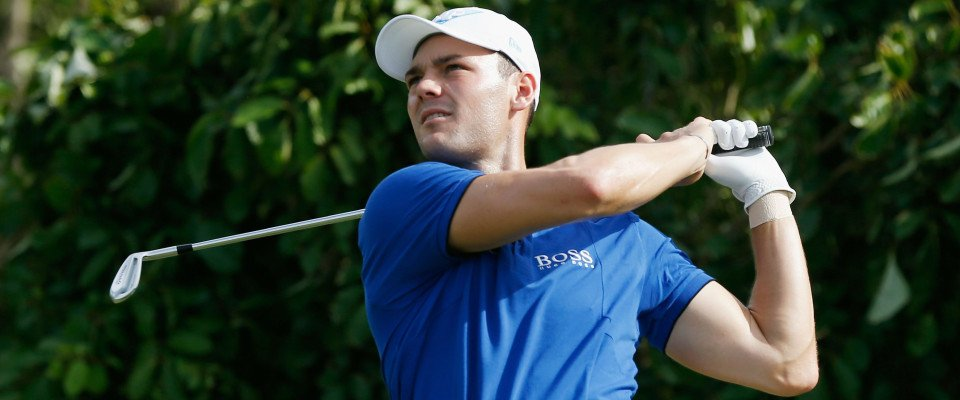 Martin Kaymer PGA Grand Slam of Golf 2014