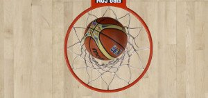 """Und der Ball ist drin: Die Bryan Bros und """"The Legendary Shots"""" können aber nicht einfach nur Basketbälle im Korb versenken. Ihnen gelingen erstaunliche Trick Shots auch mit Golfbällen. (Foto: Getty)"""