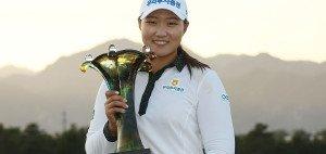 Zwar hat Golf in China keine sonderlich lange Tradition, dennoch erfreut sich die Reignwood LPGA Classic großer Beliebtheit. Leistungen wie die von Reignwood LPGA Classic-Siegerin Mirim Lee lassen den Sport im Land des Lächelns sicherlich noch populärer werden. (Foto: Getty)