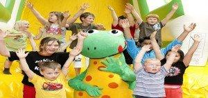 Clean fördert Freude und Spaß bei sozial benachteiligten Kindern. (Foto: Facebook/CleanWinners)