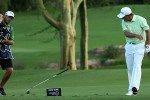 Und ab dafür - exzentrische Frust-Golfer können nerven - manchmal aber auch amüsant sein. (Foto: Getty)